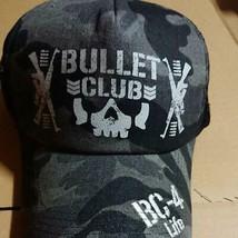 best website 03f34 2711c New Japan Pro-Wrestling Jay White BULLET CLUB Cap Size Free RARE - £50.87