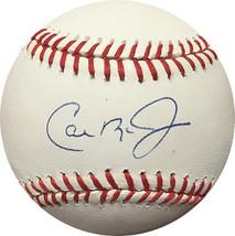 Cal Ripken, Jr. signed Official Major League Baseball- MLB Hologram #EK3... - $123.95