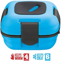 Leak Proof Vacuum Lunch Box Jar Food Container Hot Cold Thermos Insulated - $18.88