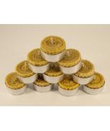 10 pcs. 100% pure beeswax tealight 3,5 x 2 cm - $8.80