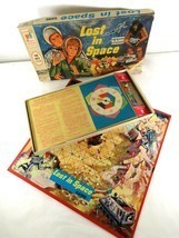 Vintage Milton Bradley 4631 LOST IN SPACE Board Game 1965 CBS TV Series - £59.78 GBP