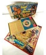 Vintage Milton Bradley 4631 LOST IN SPACE Board Game 1965 CBS TV Series - £58.66 GBP