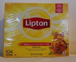 Lipton Regular BlackTea Bags - 104 Count - $8.86