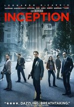 Inception (2010) DVD