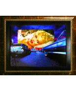 "Adam Scott Rote-""Drive in Daze (Marilyn Monroe)""-Framed Ltd Ed Giclee/Al... - $1,040.25"