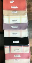"ZWEIGART Anne Cloth Nine Square Table Topper 18 Count Cross Stitch 21 Colors 22"" - $18.95+"