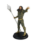 "Justice League Aquaman Polystone Statue Figure 9"" Tall Infinity War DC C... - $129.99"
