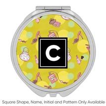 Make Up Objects : Gift Compact Mirror Perfume Blush Lipstick Shoe Bag Pa... - $12.99+