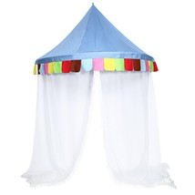 Bed Canopy Round Hoop Netting Children Play Tent - $41.63
