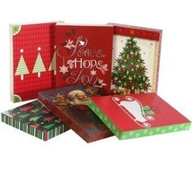 Assorted Christmas Themed Lingerie Sized Gift Boxes, 3-ct. Pack - $8.90