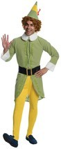 RUBIES ELF'S BUDDY SANTA ELVES  CHRISTMAS HOLIDAY XMAS ADULT HALLOWEEN C... - $36.99+