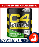 """C4 Extreme Explosive PRE-Workout Performance 30 Serve """"FREE SHIPPING"""" - $19.78"""