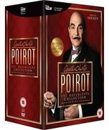 Agatha Christies Poirot Complete Series 1-13 Collection DVD Boxset New Region 2 - $102.95