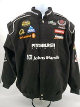 Paul Menard Menard's Cotton Twill NASCAR Jacket by Chase Authentic s Size XL - $84.96