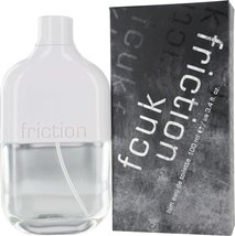 FCUK FRICTION by French Connection EDT SPRAY 3.4 OZ for MEN  100% Authentic - $26.25