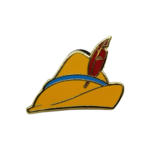 Disney Pins Character Hat Pinocchio 2011 Tradable 89373 - $7.66