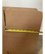 9x9x8 Cardboard Box Boxes Cartons Mailing Shipping Corrugated Bundle of ... - $29.99