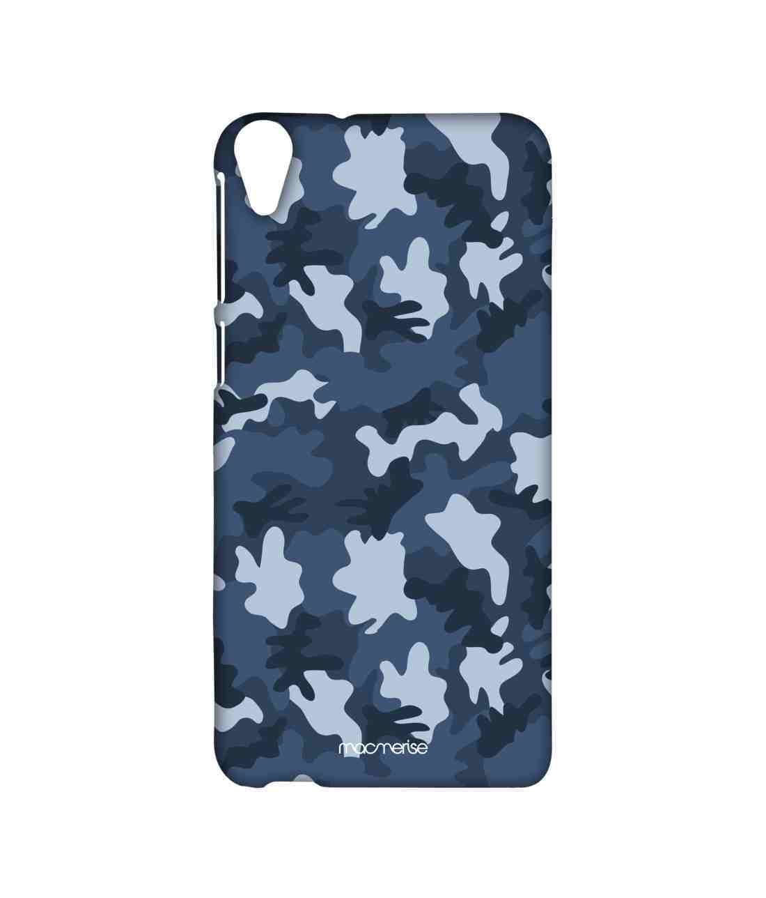 Primary image for Military Blue - Sublime Case for HTC Desire 820