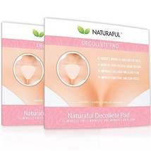NATURAFUL - NEW TOP RATED Decollete Pads 4 Pads - Anti-Wrinkle Decollete... - $51.33