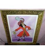 Disney Captian Hook  Peter Pan Lobby Card Walt Disney  - $29.99