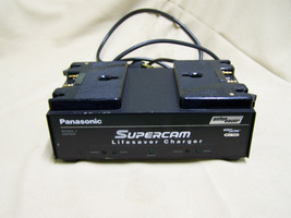 Panasonic Anton Bauer Supercam Lifesaver Pro Video Camera Charger Model ABC800 - $49.50
