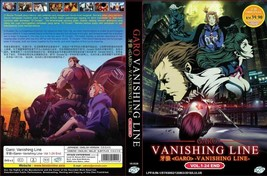 GARO: VANISHING LINE *ENGLISH DUBBED (Vol.1-24 End) Ship From USA
