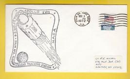 APOLLO XVII FLORID RADAR TRACKING STATION EGLIN AIR FORCE BASE DEC 6 1972  - $1.98