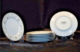 Abingdon Fine Porcelain China Dessert Plates Made in Japan AA18 - 1152-C... - $88.15