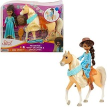 Mattel Spirit Untamed PRU Festival Doll (7-in) with Dress, Hat & Chica Linda Hor - $34.90