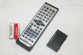 Sharp rrmcg0409awsa Audio system OEM Remote Tested W Batteries ultra rare - $26.97