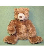 "14"" Gund TEDDY BEAR Kohls For Kids Plush Stuffed Tan with Claws Animal 4... - $24.75"