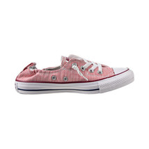 Converse Chuck Taylor All Star Shoreline Slip Women's Shoes Gym Red 562035F - $60.00