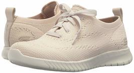 NEW Skechers Womens Natural Mesh Wave Lite-Pretty Philosophy Memory Foam Shoes 9 image 7