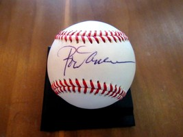 ROD CAREW HOF BATTING CHAMP TWINS ANGELS SIGNED AUTO VINTAGE BASEBALL JSA - $89.09