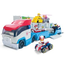 Paw Patrol Games Play Toy Kids Truck Vehicle Tr... - $65.16