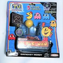 "JAKKS Pacific Ms Pac-Man 5 Arcade Classics - ""Game Key Ready"" RARE - $139.99"
