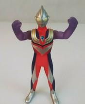 """2001 Bandai Ultra Hero Ultraman Tiga  Japan 4"""" Vinyl figure - $10.69"""