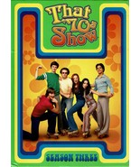 That 70s Show: Season 3, DVD Box Set, 2005, Complete 25 Episodes  - $14.99