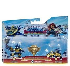 NEW FACTORY SEALED SKYLANDERS SUPERCHARGERS SKY RACING ACTION PACK  - $29.04