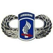 United States Army 173rd Airborne Division Wing Pin - $5.93