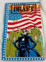 The Draft Comic Book Marvel 1988 - $10.00