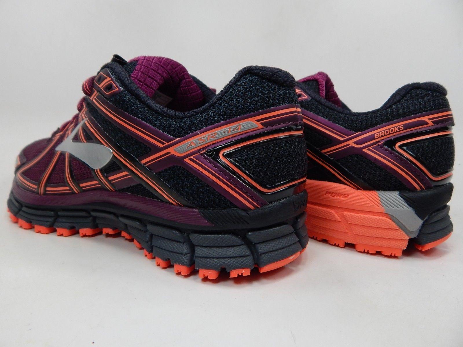 27f523eb76a Brooks Adrenaline ASR 14 Sz 7 M (B) EU 38 Womens Trail Running Shoes