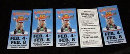 Toy Story On Ice Coupon Lot Disney 1990s - $12.99