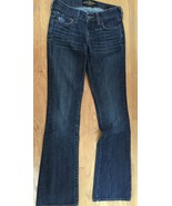 LUCKY BRAND Womens (Teens) Jeans ZOE BOOT - S 00/24 2% Spandex Wash ZCX ... - $48.22