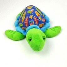 "Ganz Webkinz Plush Surfin Turtle HM710 Stuffed Animal 10"" #A15 - $15.83"