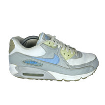 Nike Air Max 90 Shoes Women's Size 10.5 Ice Blue White 312052-141 (2005) - $32.41