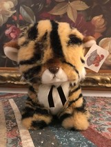 """Gund Vintage 1982 TAMBA TIGER ALL Tags Includes Paper Tag New Condition 10"""" 9017 - $86.85"""
