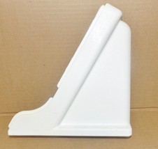 GE Prodigy Profile Dryer : OEM  Right End Cap : White (WE19M0941) {P1397} - $9.18