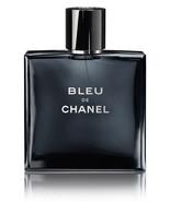 Bleu de Chanel Pour Homme 3.4 oz. Men Perfume EDT Cologne Fragrance CHAN... - $94.99