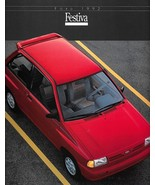 1992 Ford FESTIVA sales brochure catalog 92 US L GL - $8.00